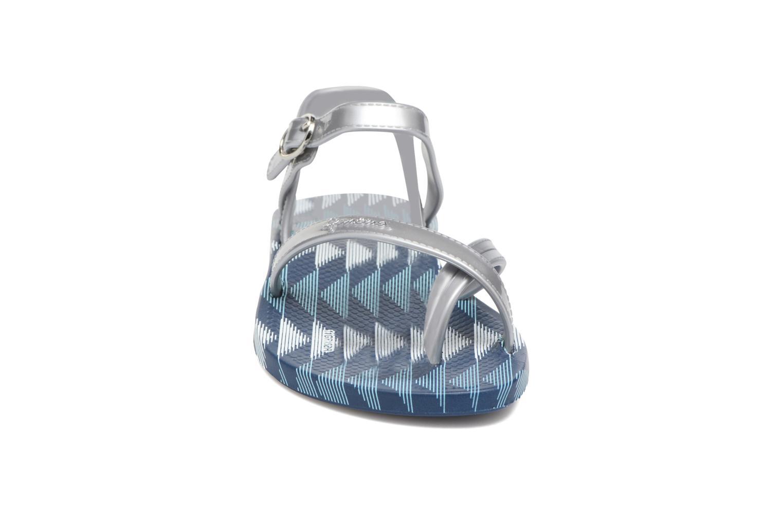 Sandales et nu-pieds Ipanema Fashion sandal IV Bleu vue portées chaussures
