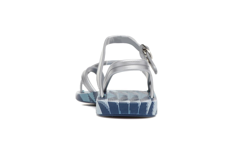 Sandales et nu-pieds Ipanema Fashion sandal IV Bleu vue droite
