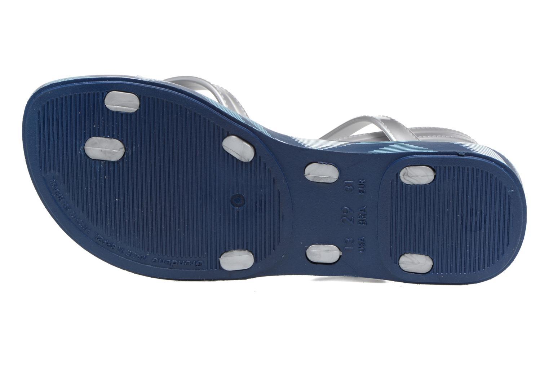 Sandales et nu-pieds Ipanema Fashion sandal IV Bleu vue haut