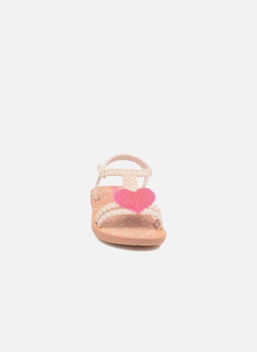Sandales et nu-pieds Ipanema My First Ipanema BB Beige vue portées chaussures