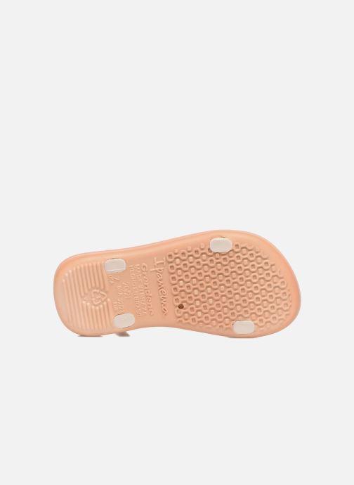 Sandales et nu-pieds Ipanema My First Ipanema BB Beige vue haut