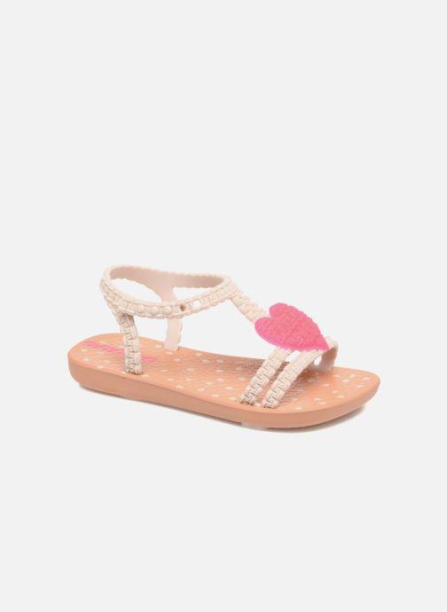 Sandales et nu-pieds Ipanema My First Ipanema BB Beige vue détail/paire