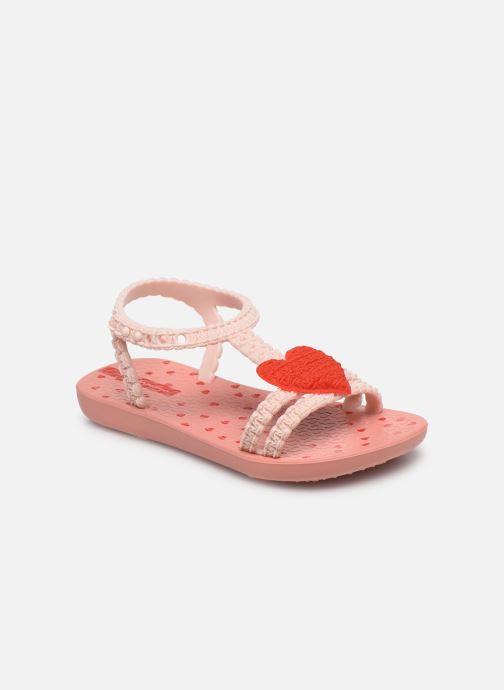 Sandali e scarpe aperte Ipanema My First Ipanema BB Rosso vedi dettaglio/paio