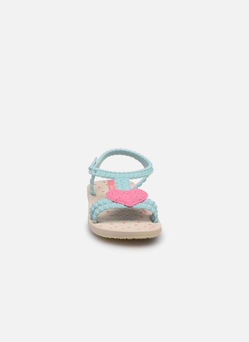 Sandales et nu-pieds Ipanema My First Ipanema BB Bleu vue portées chaussures