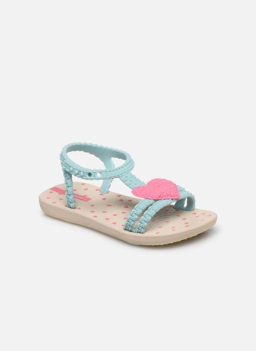 Sandales et nu-pieds Ipanema My First Ipanema BB Bleu vue détail/paire