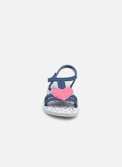 Sandalen Ipanema My First Ipanema BB blau schuhe getragen
