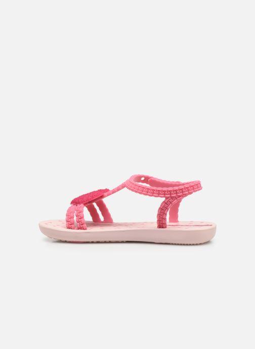 Sandalen Ipanema My First Ipanema BB rosa ansicht von vorne