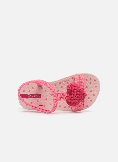 Sandalen Ipanema My First Ipanema BB rosa ansicht von links