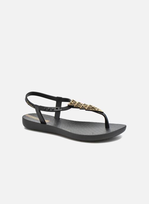 Flip flops & klipklapper Ipanema Charm Sandal II Sort detaljeret billede af skoene
