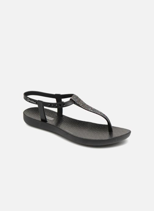 Slippers Ipanema Charm Sandal II Zwart detail