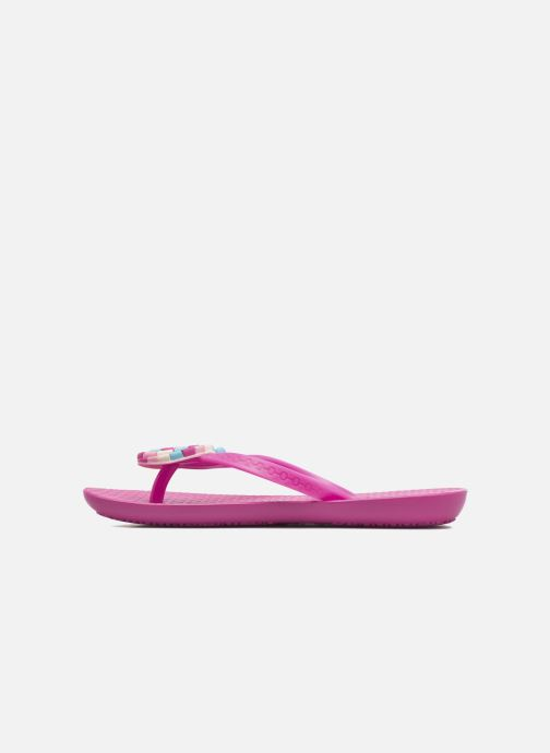 Chanclas Ipanema Summer Love Kids II Rosa vista de frente