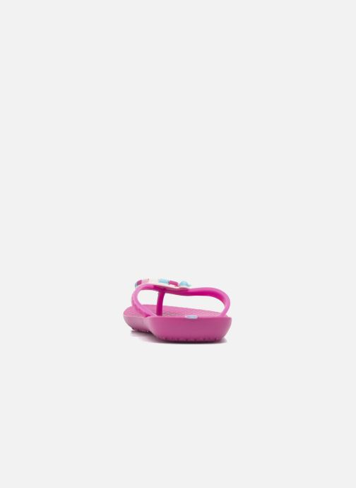 Chanclas Ipanema Summer Love Kids II Rosa vista lateral derecha