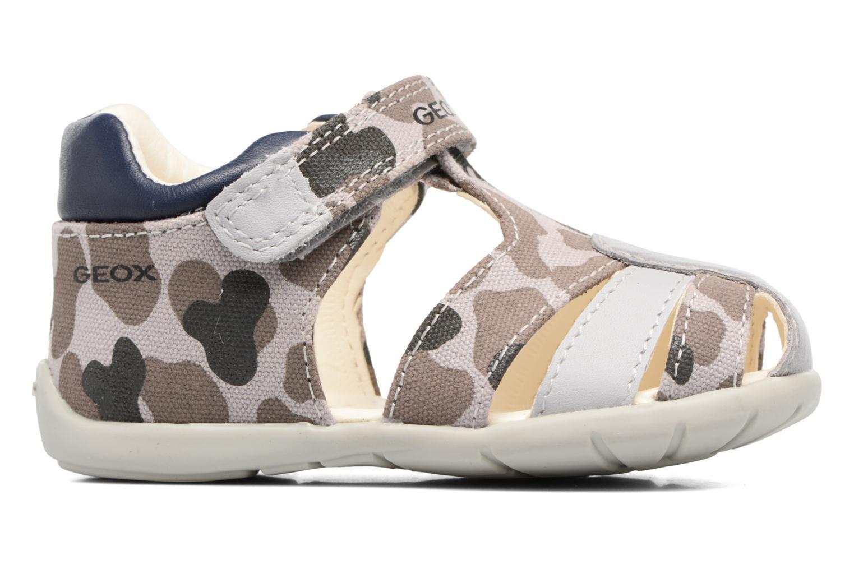 Sandales et nu-pieds Geox B Kaytan B. H B6250H Beige vue derrière