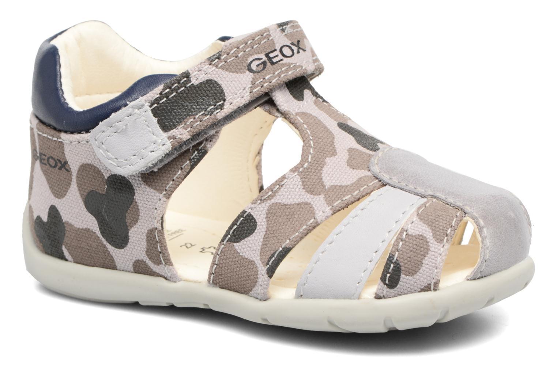 Sandales et nu-pieds Geox B Kaytan B. H B6250H Beige vue détail/paire