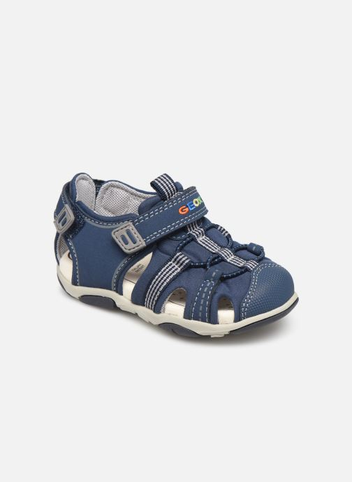 Sandales et nu-pieds Geox B S.Agasim B. D B721AD Bleu vue détail/paire