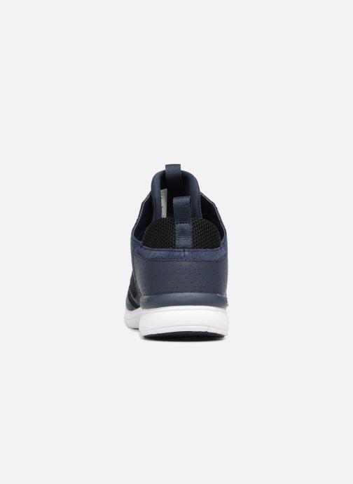 Sneaker Supra Method blau ansicht von rechts