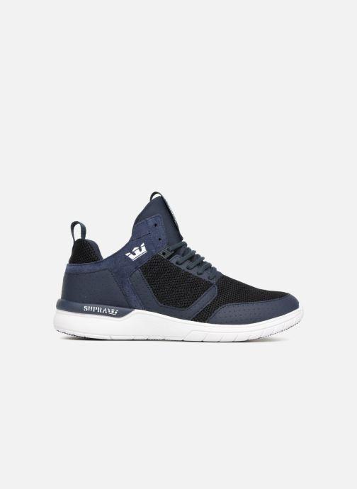 Sneaker Supra Method blau ansicht von hinten