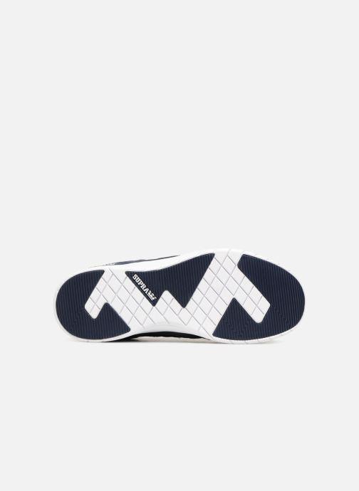 Sneaker Supra Method blau ansicht von oben