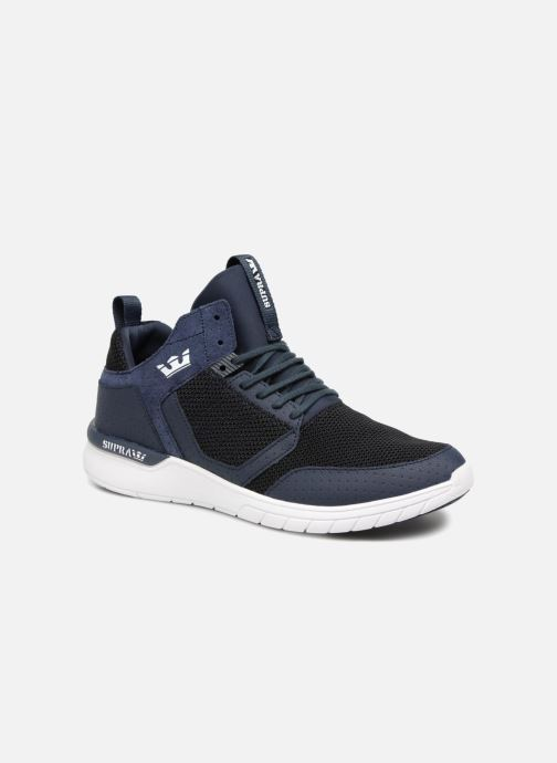 Sneaker Supra Method blau detaillierte ansicht/modell