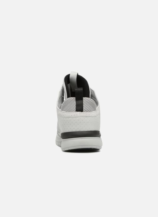 Trainers Supra Method Grey view from the right