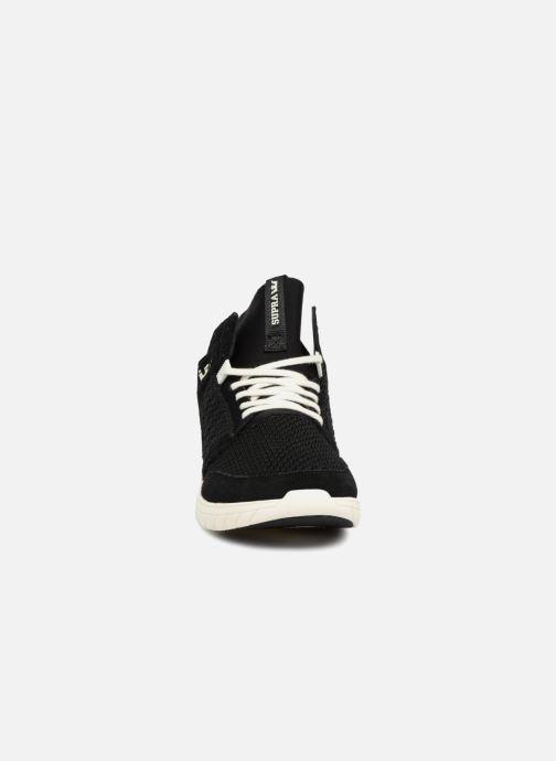 Sneaker Supra Method schwarz schuhe getragen