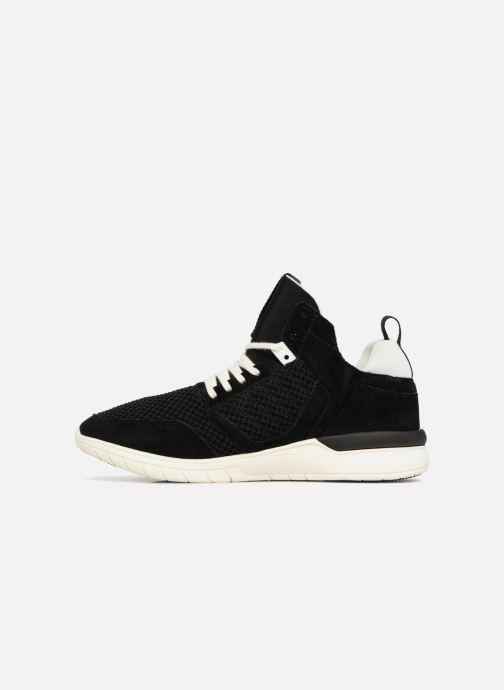 Sneaker Supra Method schwarz ansicht von vorne