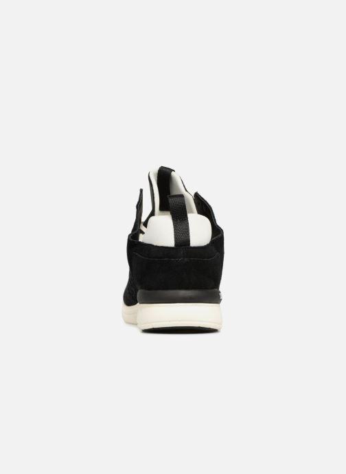 Sneaker Supra Method schwarz ansicht von rechts