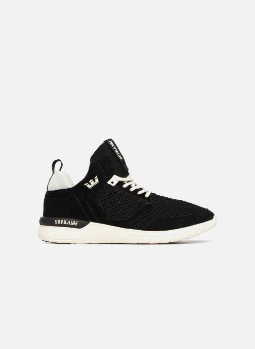 Sneaker Supra Method schwarz ansicht von hinten