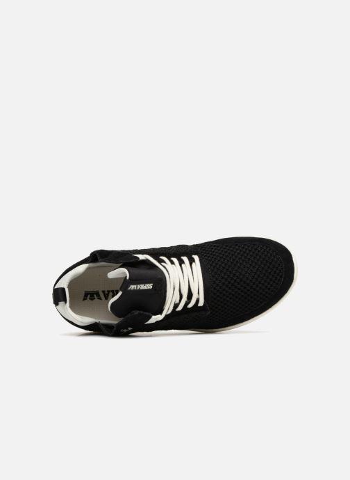 Sneaker Supra Method schwarz ansicht von links