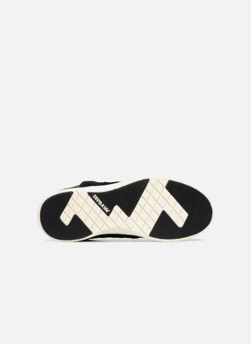 Sneaker Supra Method schwarz ansicht von oben