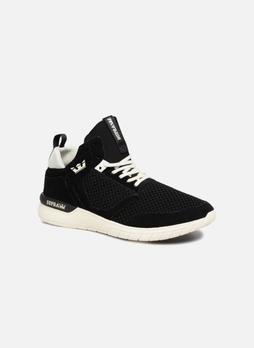 Sneaker Supra Method schwarz detaillierte ansicht/modell