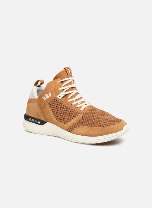 Sneaker Supra Method braun detaillierte ansicht/modell