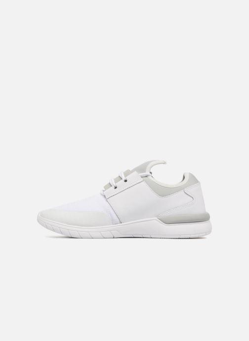 Sneakers Supra Flow Run Hvid se forfra