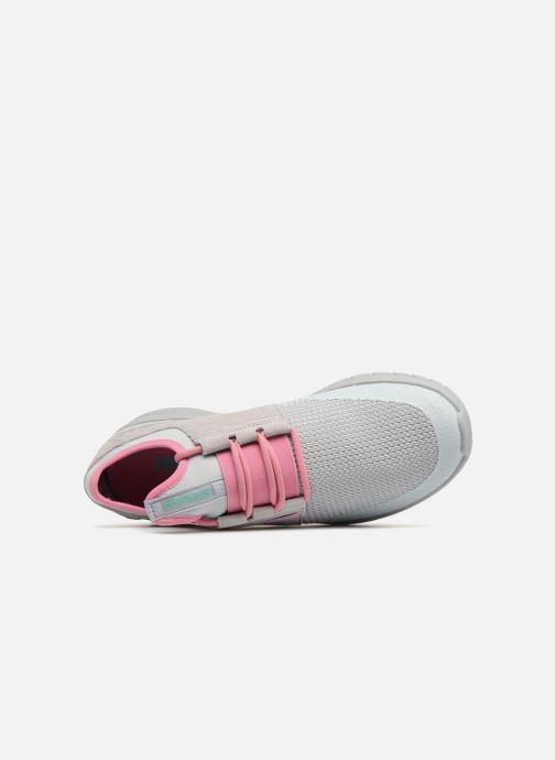 Sneaker Supra Flow Run grau ansicht von links