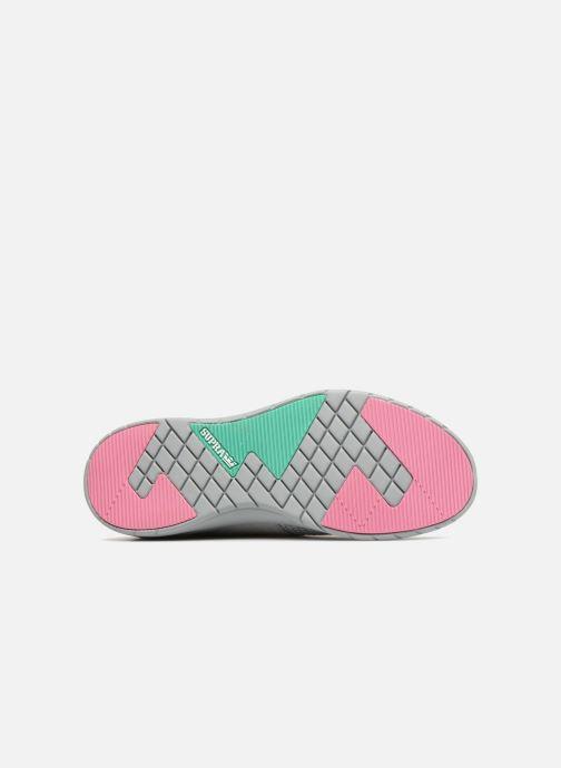 Sneaker Supra Flow Run grau ansicht von oben