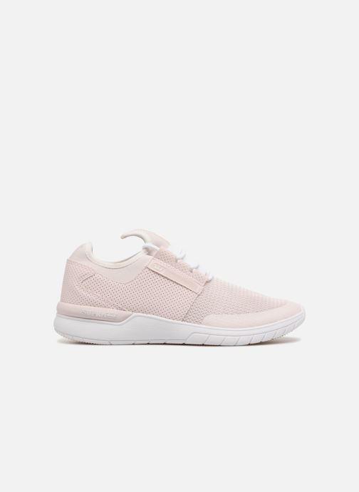 Sneaker Supra Flow Run rosa ansicht von hinten