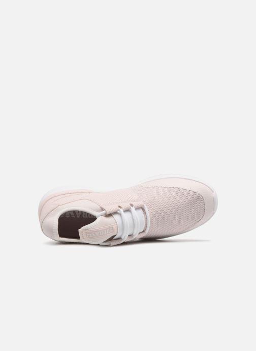 Sneaker Supra Flow Run rosa ansicht von links