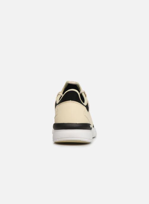 Baskets Supra Flow Run Blanc vue droite