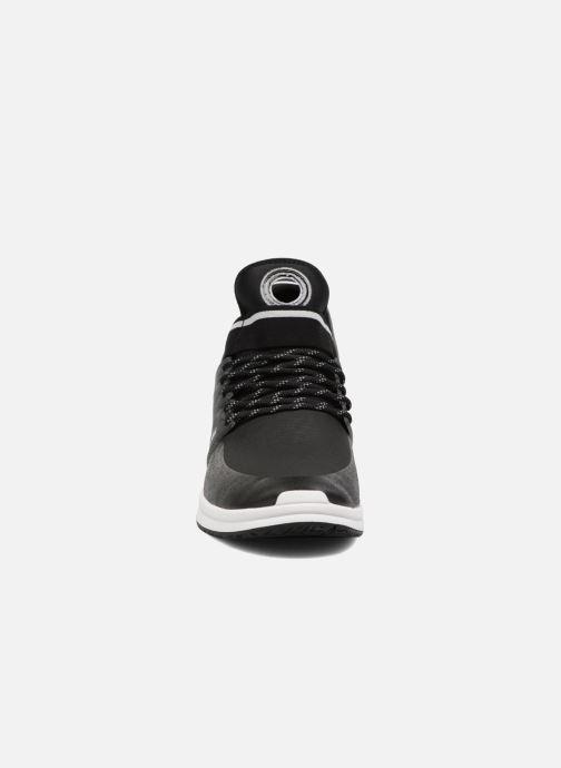Sportschuhe Supra Skytop V schwarz schuhe getragen
