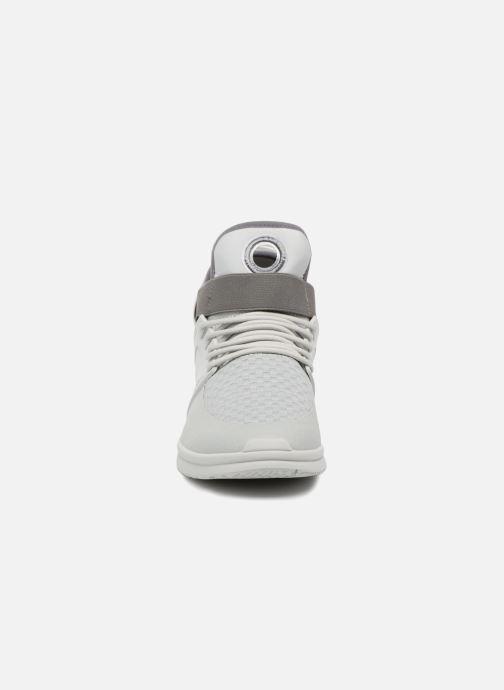 Chaussures de sport Supra Skytop V Gris vue portées chaussures