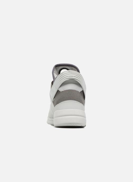 Chaussures de sport Supra Skytop V Gris vue droite