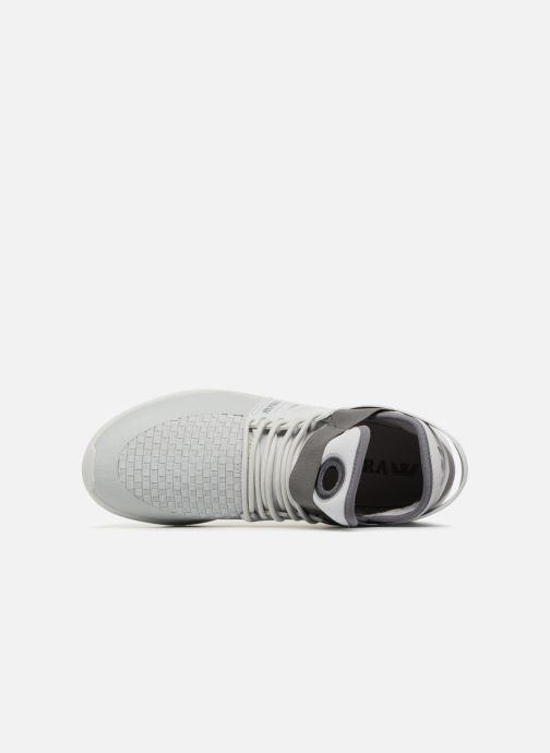Chaussures de sport Supra Skytop V Gris vue gauche