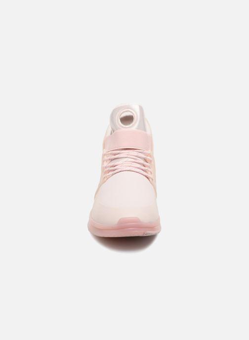 Chaussures de sport Supra Skytop V Rose vue portées chaussures