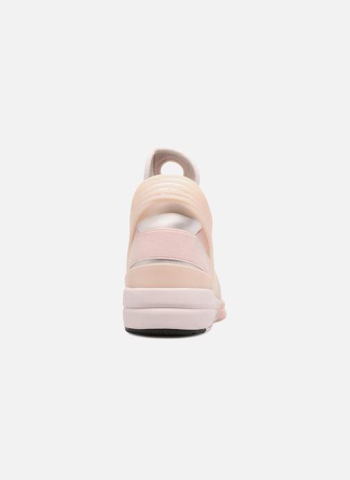 Chaussures de sport Supra Skytop V Rose vue droite