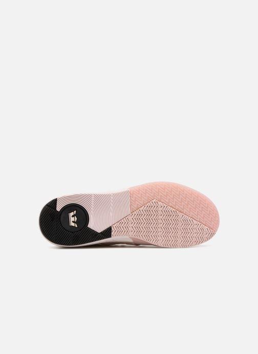 Zapatillas de deporte Supra Skytop V Rosa vista de arriba