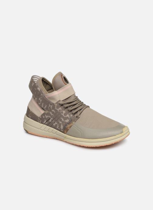Chaussures de sport Supra Skytop V Vert vue détail/paire