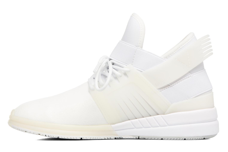 Chaussures de sport Supra Skytop V Blanc vue face
