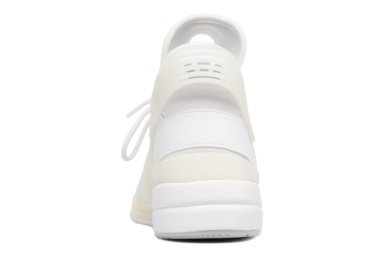 Chaussures de sport Supra Skytop V Blanc vue droite
