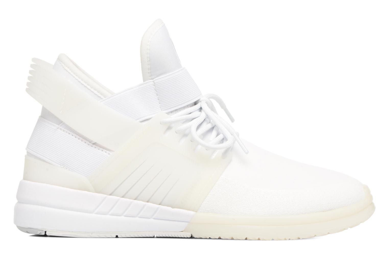 Chaussures de sport Supra Skytop V Blanc vue derrière