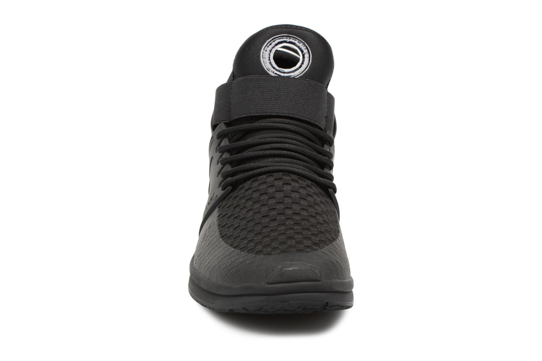 Chaussures de sport Supra Skytop V Noir vue portées chaussures